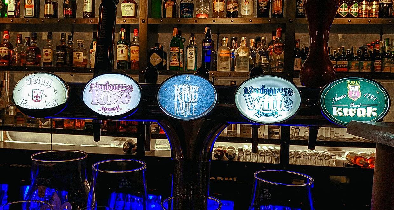draft belgian beer thailand