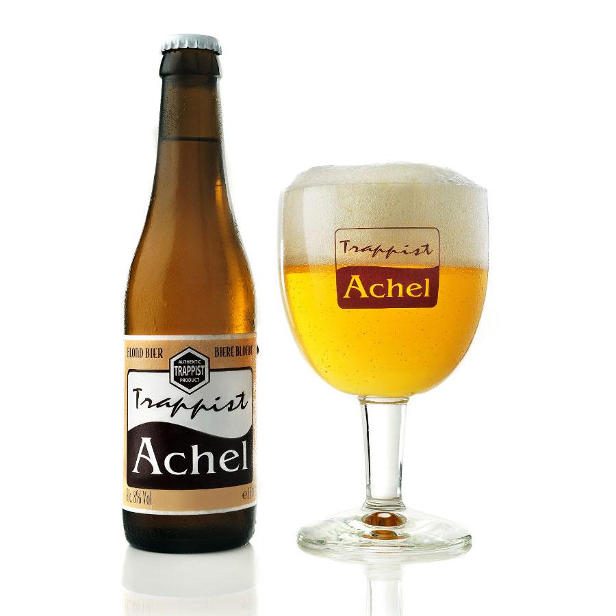 Achel Blond Trappist beer