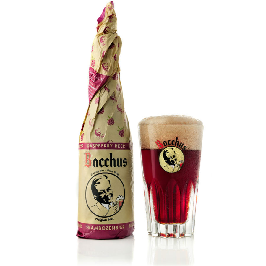Bacchus Raspberry beer