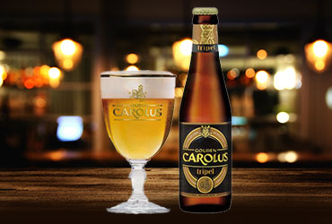 Gouden Carolus Tripel product description