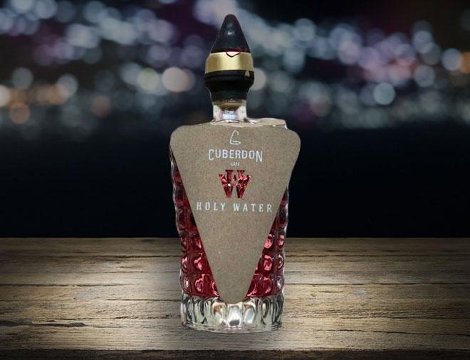 Cuberdon Gin Holy Water