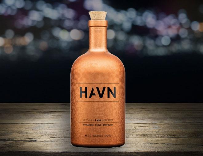 HAVN Marseille gin thailand