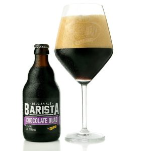 Kasteel Barista chocolate quad q