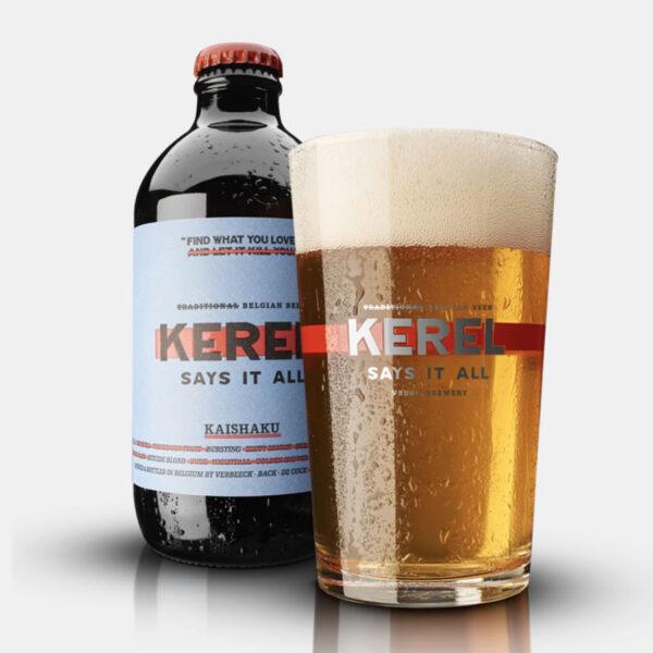 Kerel Kaishaku craft beer