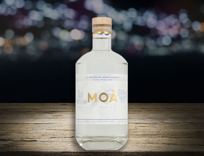 MOÅ is an all natural infused vodka