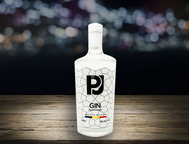 PJ Gin Elderflower
