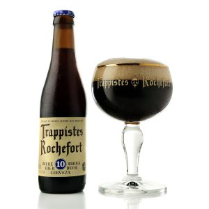 Rochefort 10 trappist beer