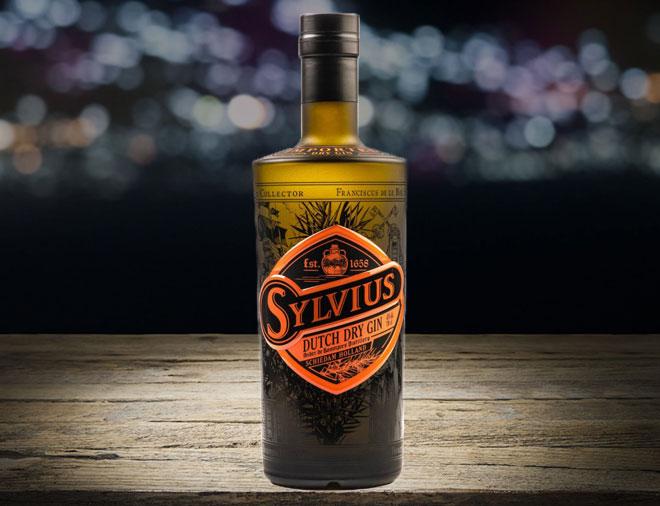 sylvius dutch dry gin thailand