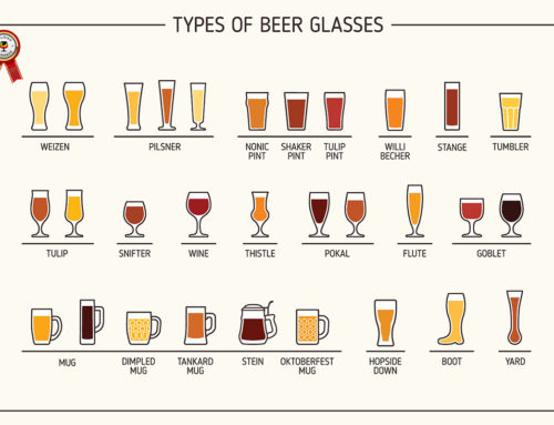 Know your beer glasses