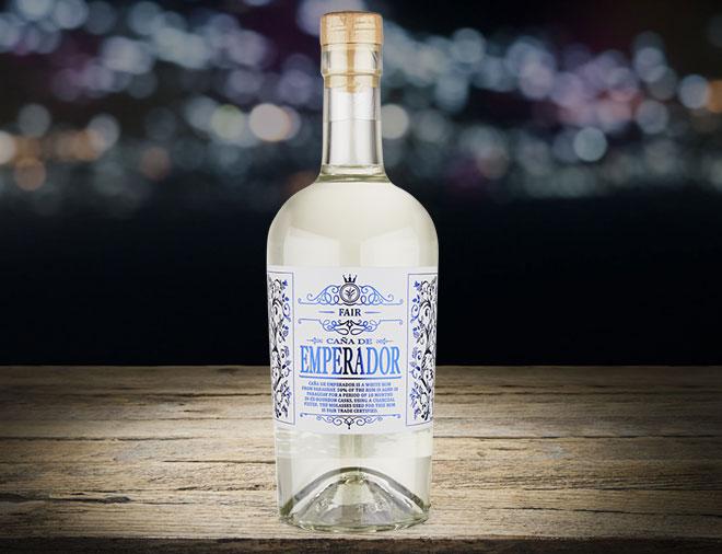 Fair Trade Organic White Rum