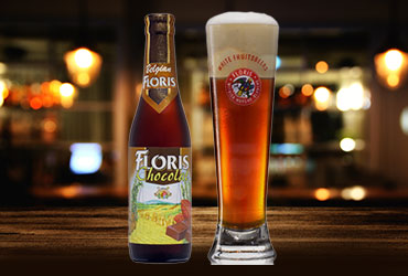 Floris chocolate beer product description
