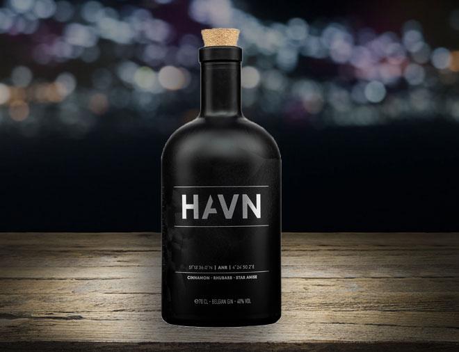 HAVN Antwerp Gin Thailand