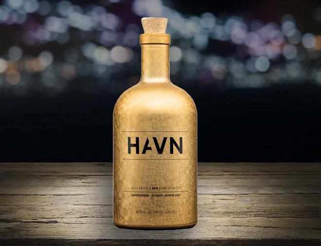 HAVN Bangkok gin in thailand