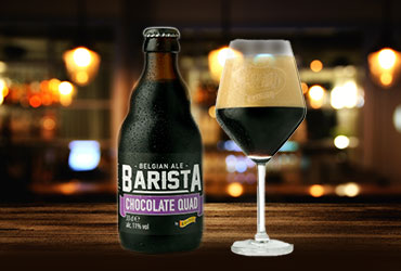 Kasteel Barista chocolate quad product details