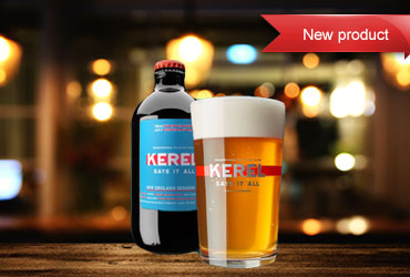 Kerel New England IPA product information
