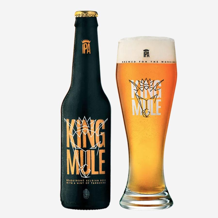 King Mule IPA