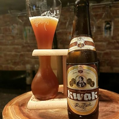 kwak beer available in thailand from Bel Bev Asia