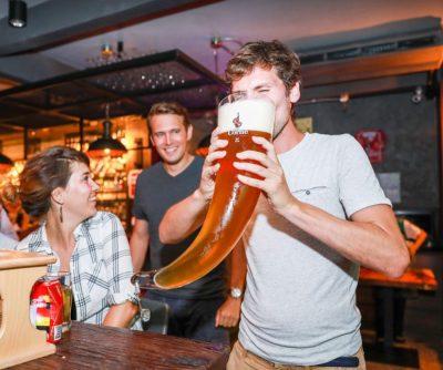La corne 3 liter glass