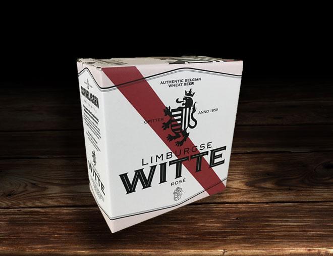 limburgse witte rose box set