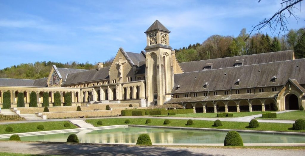 orval monastery and brewery