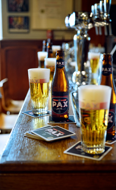Pax beer supplier Thailand