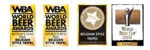 world beer awards for gouden carolus tripel